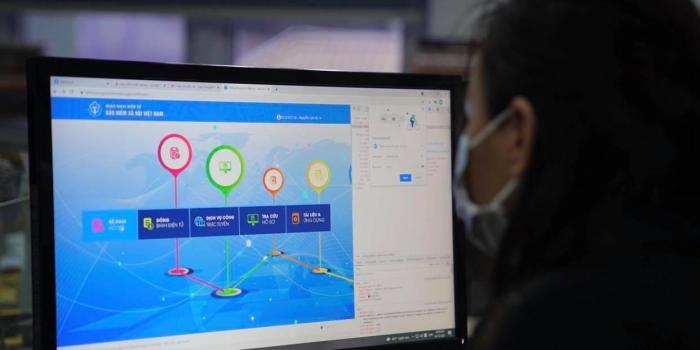 Cách đăng ký nhận trợ cấp thất nghiệp online trên Cổng dịch vụ công Bảo hiểm xã hội Việt Nam