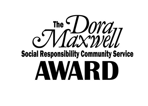 Image result for dora maxwell award
