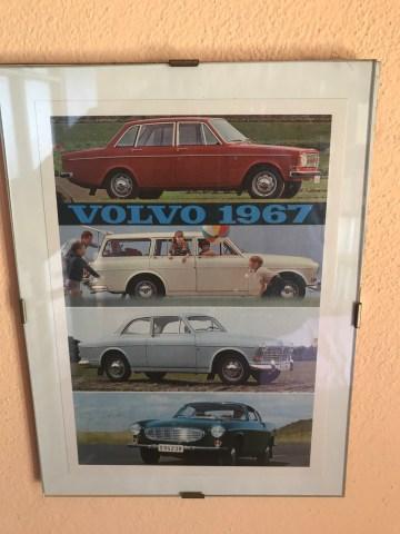 Meie majaperemees oli tõsine Volvomaniakk...