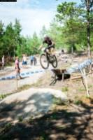 Husqvarna Olümpiakrossi sarja Narva etapi peakorraldaja Vova võiks paljudele õpetust jagada @EMVXCO2018 ©Juri Vsivtsev