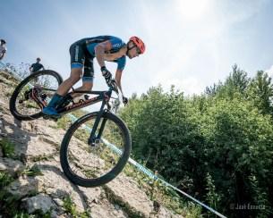 Peeter Pruus in action @EMVXCO2018 © Jaak Ennuste