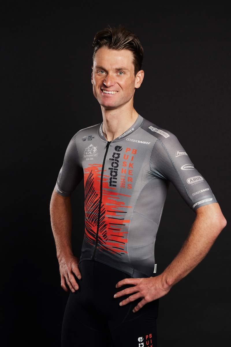 Daniel Bichlmann Maloja Pushbiker