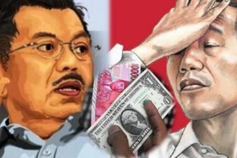 Jokowi KO, Rupiah Tembus 14.000, Sebentar Lagi Rp 15.000/1USD?