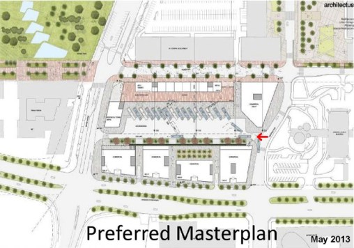 Manukau Bus Interchange MK1 design Lodged May 2013