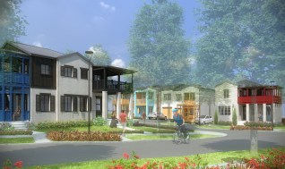 8 Pacific artists impression Source: Supplied
