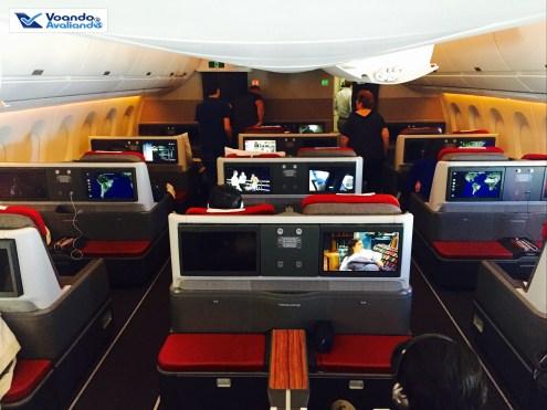 A350 - Cabine - Dia