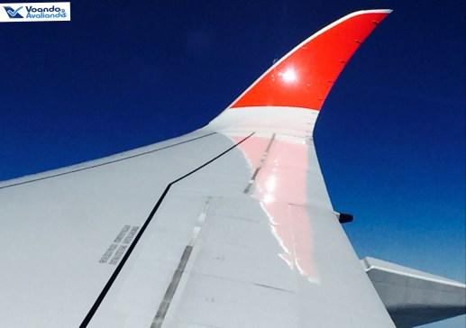 A350 - Sharklet - Voo