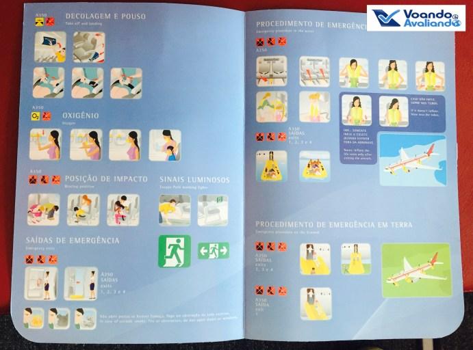 A350 - Cartão de Segurança Aberto