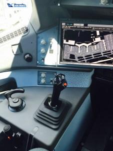 Cockpit A350 2
