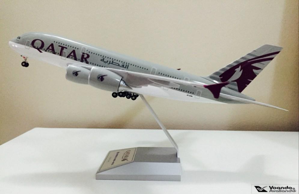 Miniatura A380 Perfil