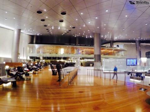 Sala VIP Qatar - Salão