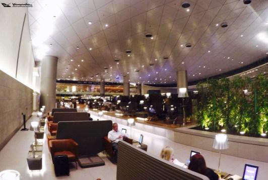 Sala VIP Qatar - Poltronas