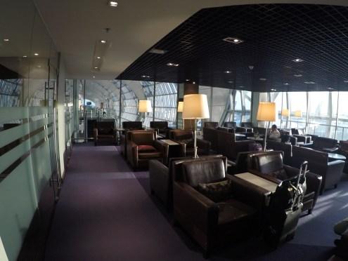 Sala VIP - Thai - BKK.