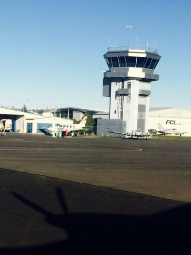 Aeroporto NPE - Torre