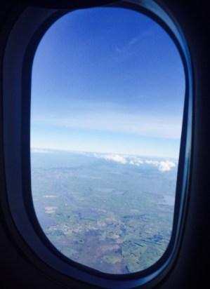 Paisagem voo Q300 ANZ 4