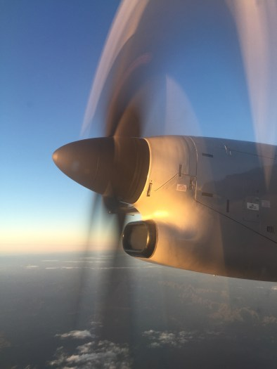 Ganhando altitude - Jetstar