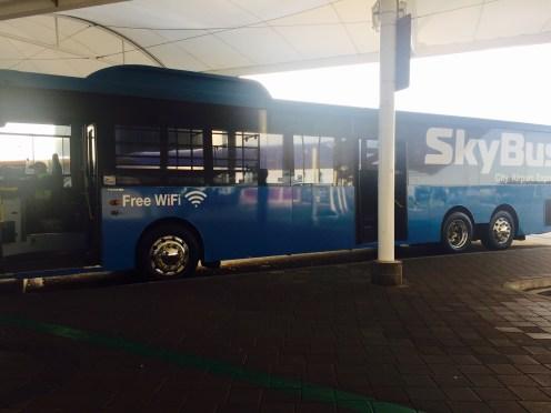 SkyBus - Auckland - fora