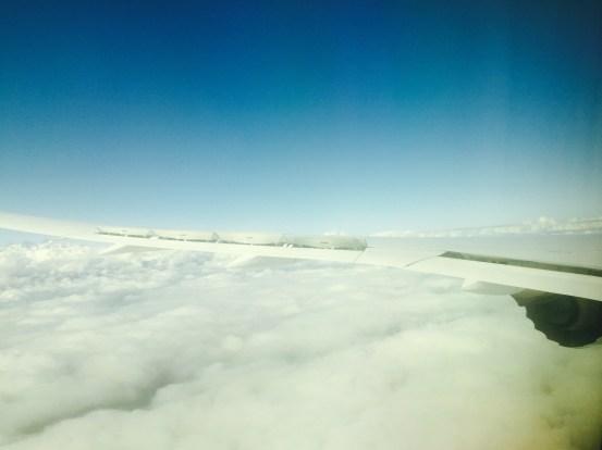 Vista Janela B787 - LATAM 2