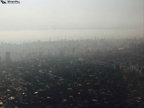 Névoa em São Paulo 2