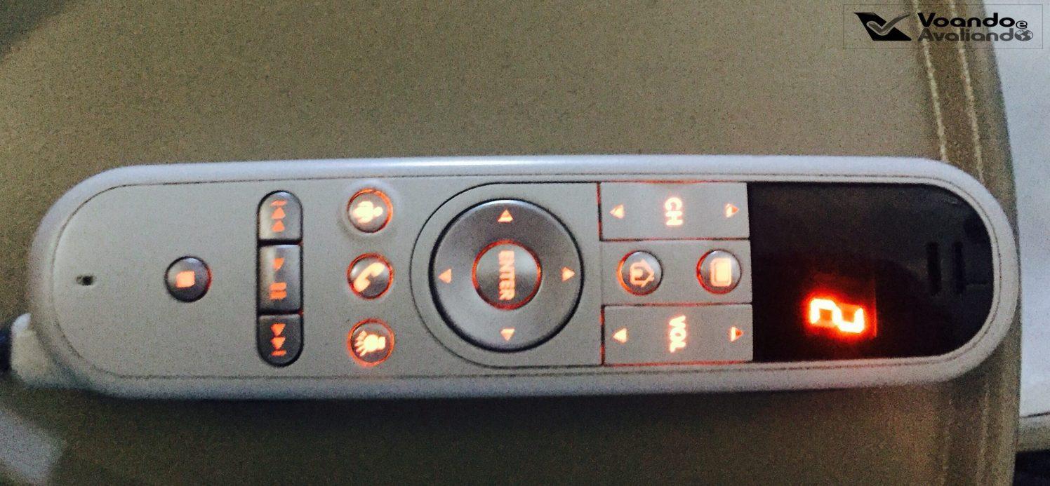 Controle Remoto IFE LATAM B777
