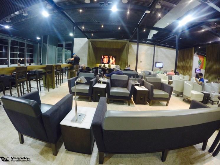 Visão Geral - VIP Lounge LATAM 4