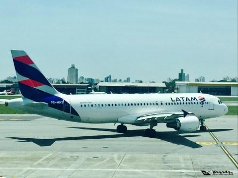 LATAM - A320 - CGH 3