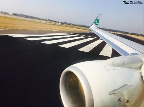 Decolagam - SXF - Transavia 1