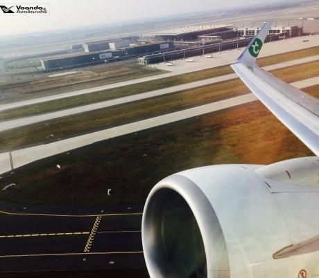 Decolagam - SXF - Transavia 2