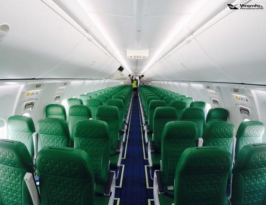 Inside - B737 - Transavia 1