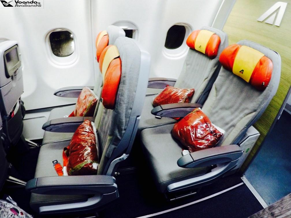 Assentos - 41 e 42 - A330