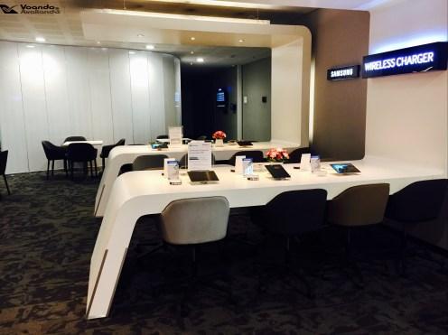 Sala VIP Avianca - Business Center