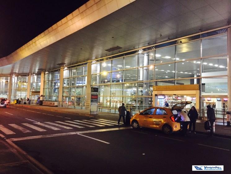 Aeroporto BOG - Parte de Fora 1