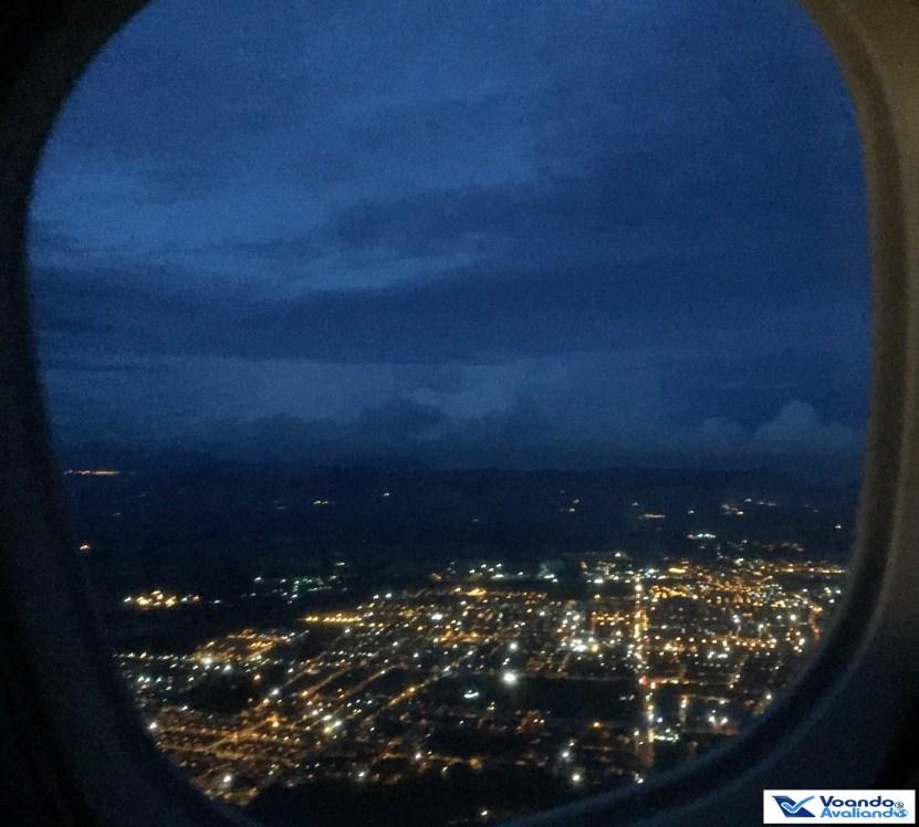 Bogotá - Visão Janela E190 - Copa 1