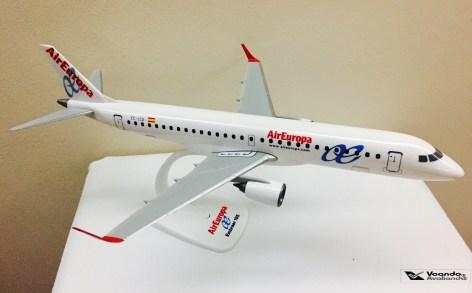 E195 - Air Europa 1