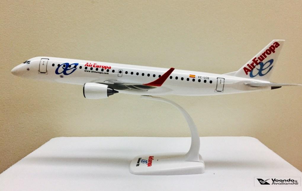 E195 - Air Europa 2