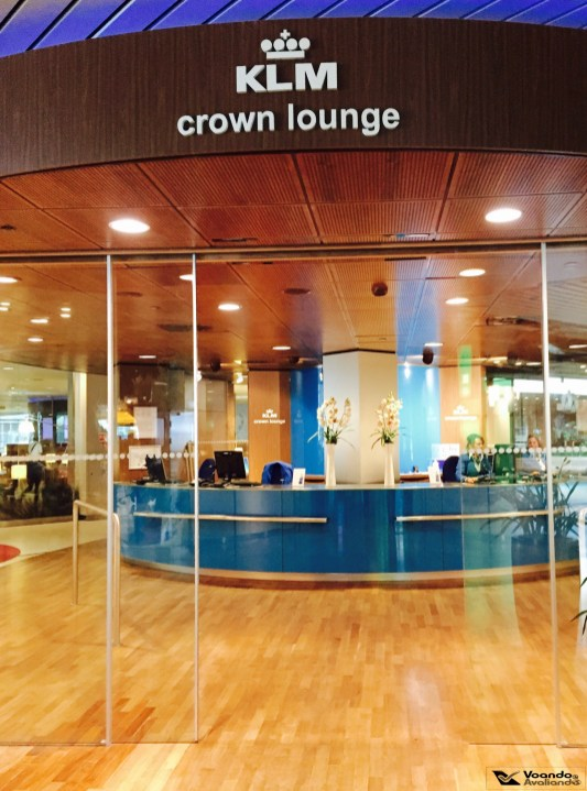 Entrada Crown Lounge - AMS 1