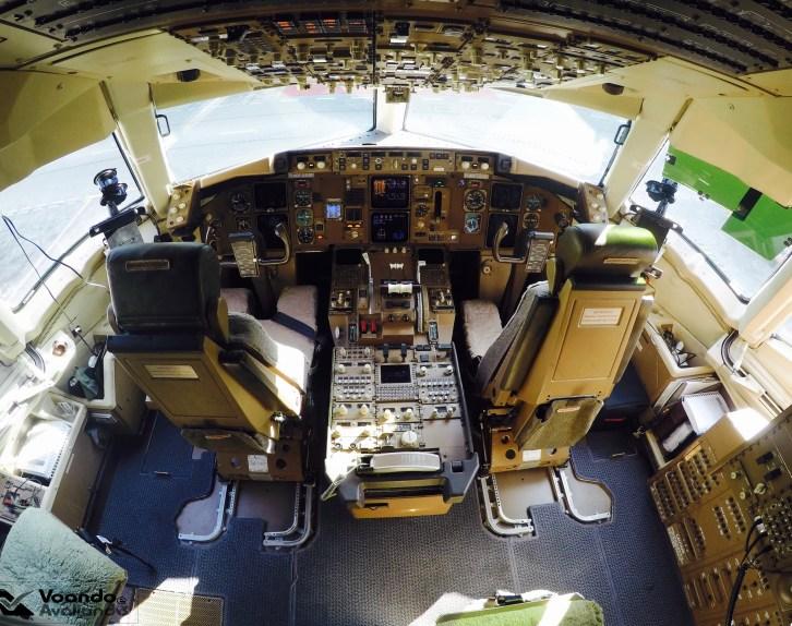 Cabine 767 - LATAM 2