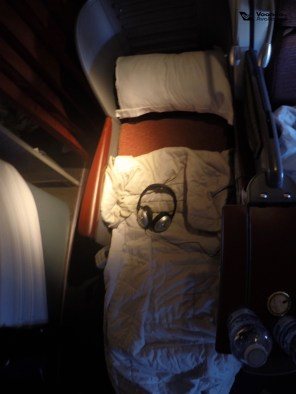 Posição Full Flat Bed - B767 LATAM