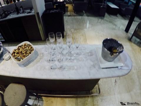 Vinhos - Sala VIP Latam - GRU