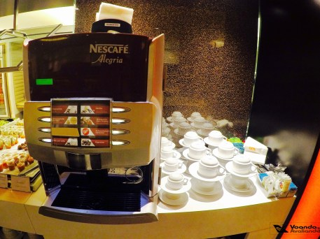 Café - Sala VIP - GOL GRU
