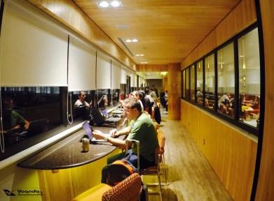 Sala VIP - GOL GRU - Bancada 2