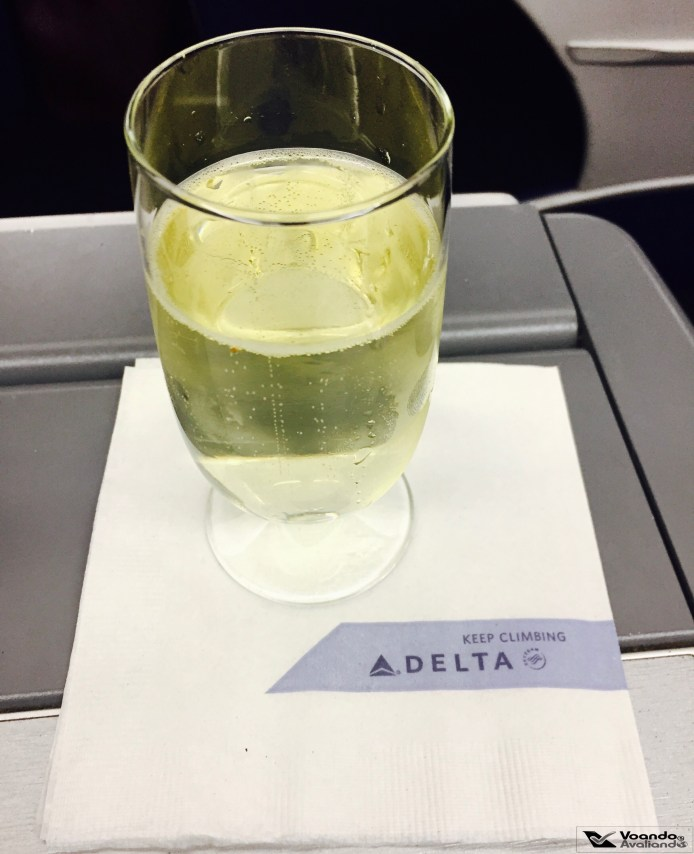 Welcome Drink - Delta