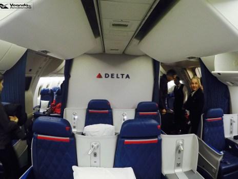 Inside - B767 - Delta 1
