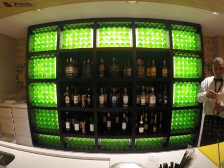 Bar - Sala VIP - GOL GRU