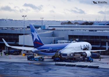 B767 - JFK