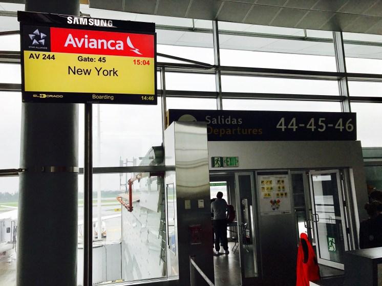 Portão 45 - Bogota 2
