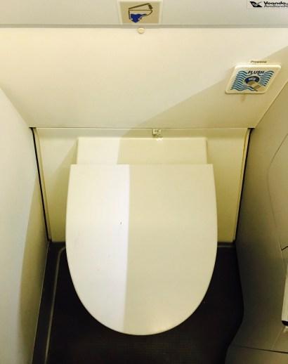 A330 - Avianca - Banheiro - Vaso