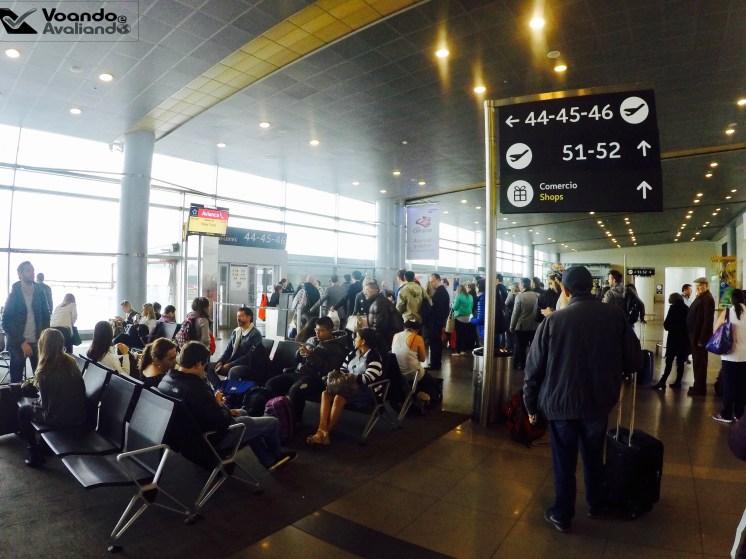 Portão 45 - Bogota 1