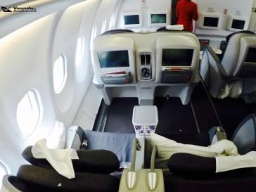 A330 - Avianca - Interior Detalhes 1