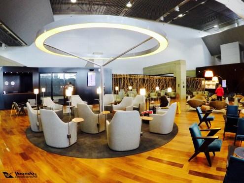 Sala VIP - Star Alliance - GRU 3